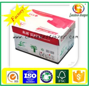 Brightness ISO 98% 75GSM Copy Paper/Office A4 80GSM pictures & photos