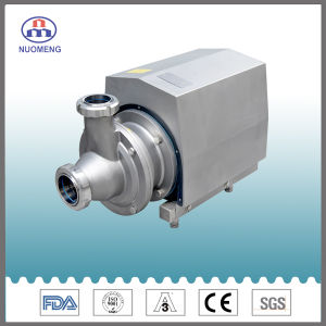 Sanitary Stainless Steel Self-Priming Pump (type 3) pictures & photos