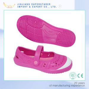 EVA Four Season Shoes, Flat Woman Sandals Shoes with Multi Colors for Choice pictures & photos