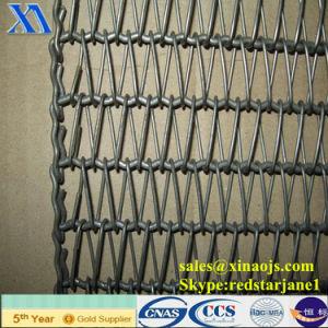 304 316 316L Stainless Steel Heat Resistant Conveyor Belt pictures & photos