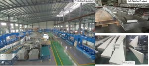 PVDF Coated Aluminum Honeycomb Panel for Construction Building Materials pictures & photos