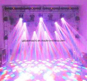 12PCS 10W RGBW 4 in 1 LED Infinite Moving Head Light/Effect Light for Disco, KTV, Bar pictures & photos