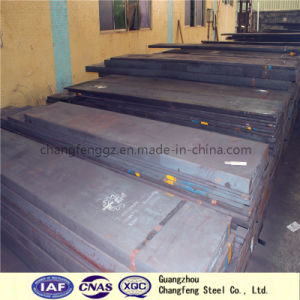 NAK80 Plastic Mould Die Steel Flat bar pictures & photos