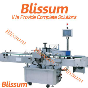 Rotary Type Hot Glue OPP Labeling Machine for Square Bottles pictures & photos