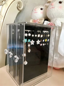 Hot Sale Mini Home Storage Acrylic Organizer for Jewelry pictures & photos