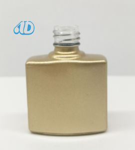 N21 Square Cosmetic Nail Polish Glass Bottle 10ml pictures & photos