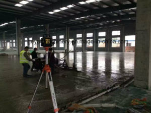Concrete Floor Power Laser Levelling Machine with German Laser Screed System Gyl-260e pictures & photos