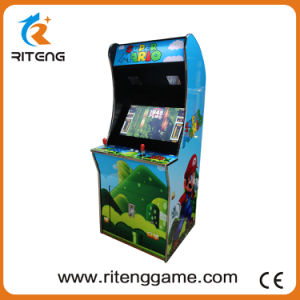 Retro Arcade 645 Game in One Upright Arcade Machine pictures & photos