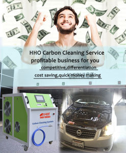 Eco Technology Hho Engine Carbon Cleaning Machine Car Wash pictures & photos
