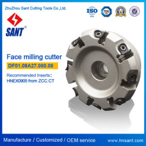 Sant CNC Cutting Tools Face Milling Tools Df01.09A27.080.08 pictures & photos