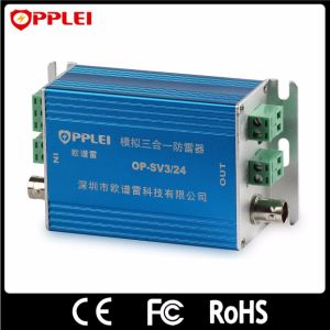 Security and CCTV System Single Channel BNC Surge Protector pictures & photos