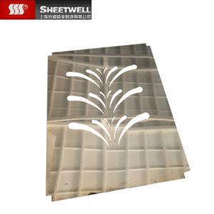 Custom Laser Cutting Irregular Shape on The Sheet Metal pictures & photos