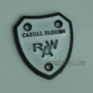 Custom Design Animal Shape Metal Tags for Shoes pictures & photos