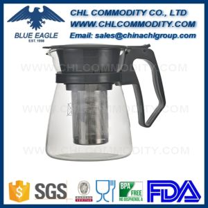 1400ml High Borosilicate Glass Cold Brew Coffee Maker with Cores pictures & photos