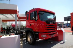 JAC 6X4 and 8X4 Lorry Truck with 20 to 40 Ton Loading Capacity pictures & photos