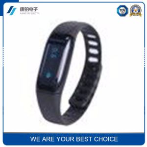 Gift Custom Smart Bracelet Calls to Remind The Bluetooth Wear Sports Step Health Wristband Produce Factory pictures & photos