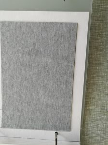 3D Airlayer Silver Fiber Two Sides Knitting Fabric pictures & photos