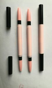 Double Auto Eyebrow Pencil Pzckaging pictures & photos