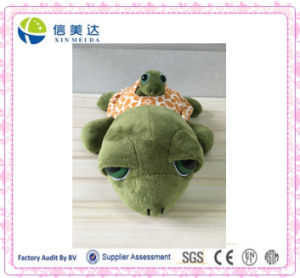 Water Animal Plush Mom and Kid Turtle Stuffed Toy pictures & photos