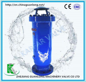 Sewage Use Combined Type Vacuum Breaker Suction Air Release Valve pictures & photos