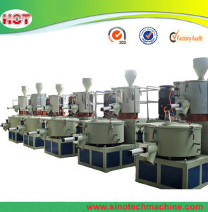 Heating Cooling Wood Plastic/PVC Powder Mixer pictures & photos