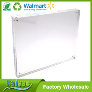 A4 Wall Mounted Multi Acrylic Photo Frame Wholesale Clear pictures & photos