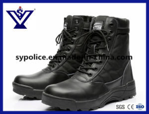 Swat Military Boots Army Shoes Desert Boots Combat Boots (SY-0805) pictures & photos