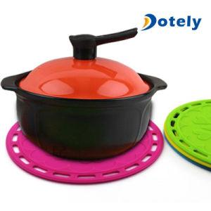 Hotspot Silicone Pot Holder/Trivet pictures & photos