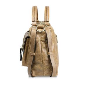 Men Hobo Duffle Handbag Genuine Leather Cowhide Crossbody Travel Bag pictures & photos