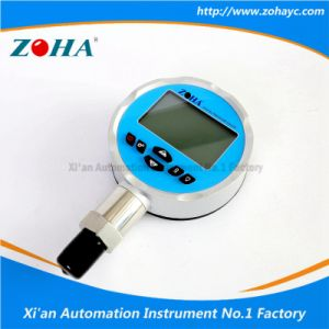High Accuracy Digital Pressure Gauge for Precision Calibrations pictures & photos