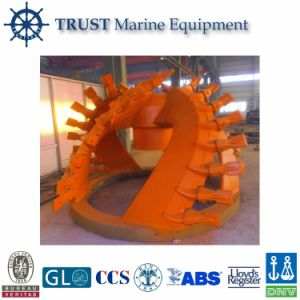 Marine High Efficiency River Sand Suction Dredger Cutter Head pictures & photos