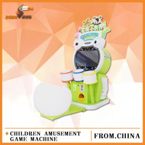 2017 Hot Sale Happy Drummer Music Series Indoor Coin Operated Children Amusement Game Machine with Gift pictures & photos