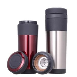 360ml Double Wall Stainless Steel Vacuum Branded Mug (SH-VC33) pictures & photos