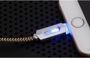 LED Light-Emitting USB Data Charging Computer Power Cable pictures & photos