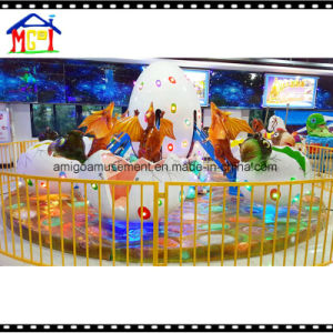 Kids Indoor Playground Coin Operated Ride Machine Super Plane pictures & photos