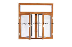 Europe Designed Aluminum Clad Window and Door for House pictures & photos