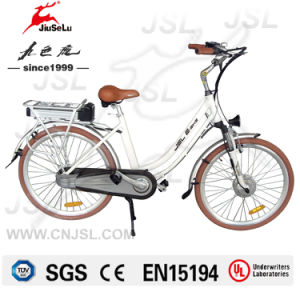 CE 36V 250W Front Brushless Motor Electric Bicycle (JSL036E) pictures & photos