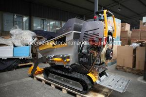 All Terrain Crawel Mini Dumper Mini Electric Transporter pictures & photos