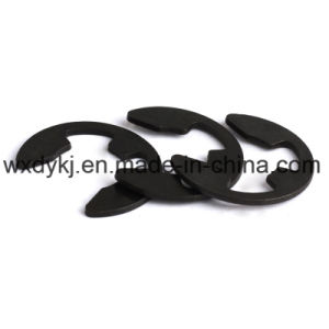 Black Carbon Steel Split Lock Washer pictures & photos