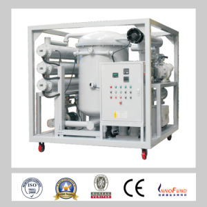 Transformer Oil Filtration Processing /Transformer Oil Purifier Machine pictures & photos