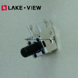 SGS 50mA 12VDC Micro Push Button Tact Switches with Spst pictures & photos