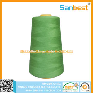 High Quality Polyester Sewing Thread for Shirts pictures & photos