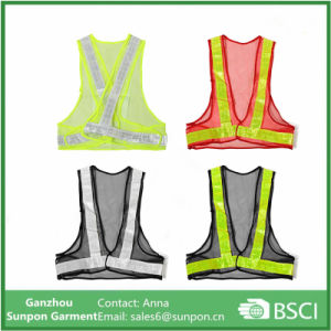 Hot Sale Outdoor Warning Traffic Construction Safety in Mesh pictures & photos