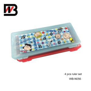 Office Stationery Ruler Set with Plastic Box pictures & photos