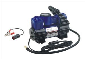 DC 12V 150psi Mini Air Compressor for Car pictures & photos
