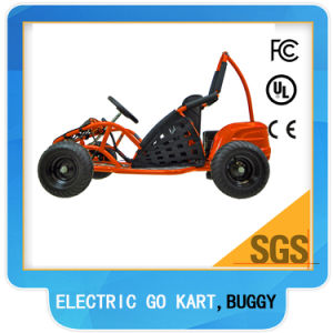 48V Electric Go Kart Buggy Kids Racing Go Kart for Sale pictures & photos