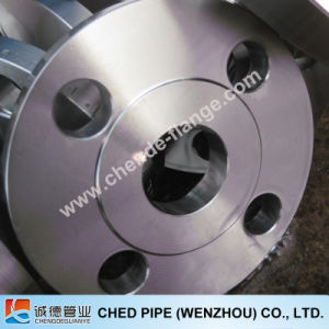 Stainless Steel Flange Plate Forged DIN JIS ANSI ASME Hg BS4504