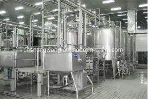 Hote Sale Automatic Beer Packing Filling Machine pictures & photos