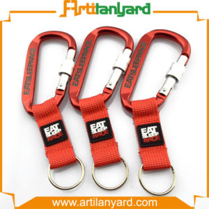 Promotional Carabiner Hool Key Chain pictures & photos