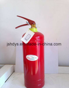 2 Kg High Pressure Gas Cylinder of Fire Extinguisher
